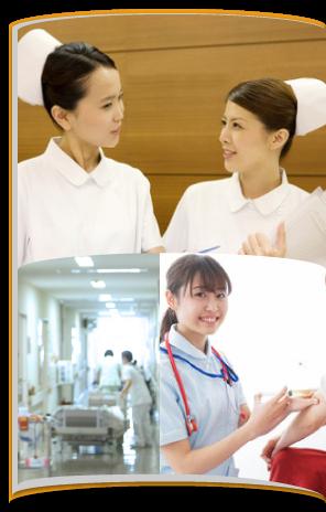 【臨床検査技師】4月、人気の大学での健診業務